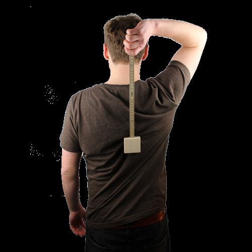 Rückenkratzer für den Zollstock von kratz-dich.de