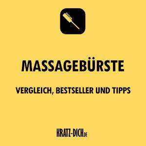 Massagebürste_Ratgeber, Bestseller und Tipps