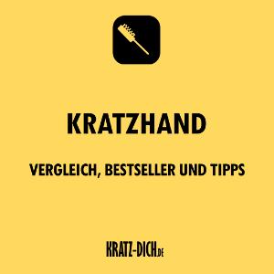 Kratzhand_Vergleich, Bestseller und Tipps