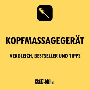 Kopfmassagegerät_Vergleich, Bestseller und Tipps